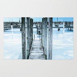 Silver Pier of Lexington Rug