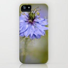 Nigella #1 iPhone Case