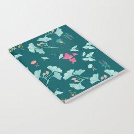 Ginkgo Midori Notebook