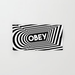 Obey | Pop Art Hand & Bath Towel