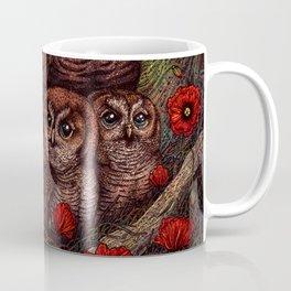Tawny Owlets Coffee Mug