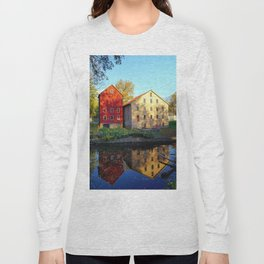 The Prallsville Mills Long Sleeve T-shirt