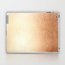 Simply Deep Bronze Amber Laptop & iPad Skin