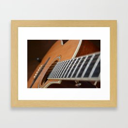 Music To My Ears Framed Art Print