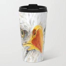 Bald Eagle by Teresa Thompson Travel Mug