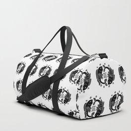 pisces zodiac Duffle Bag