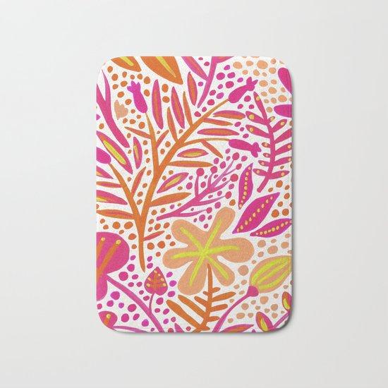 Garden – Citrus Palette Bath Mat