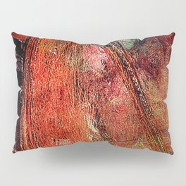 Sicilian Fisherman (This Artwork is a collaboration with the talented artist design  Ganech Joe) Pillow Sham