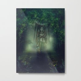 Ghost of the Forest Metal Print
