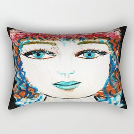 Cleopatra Rectangular Pillow