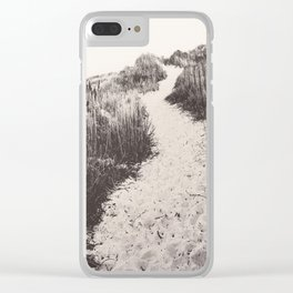 Come with me. Take me, take me higher. Clear iPhone Case