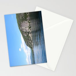 Summer's End: Roger's Rock on Lake George Stationery Cards