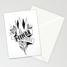Minor Thing Stationery Cards