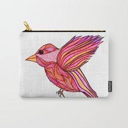 Chickadeedeedee Carry-All Pouch