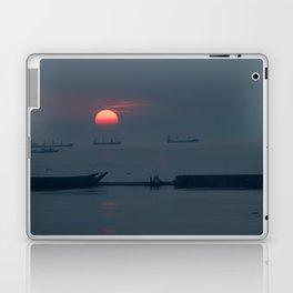 Sunset on Manila Bay Laptop & iPad Skin