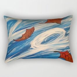 A New Wind Rectangular Pillow