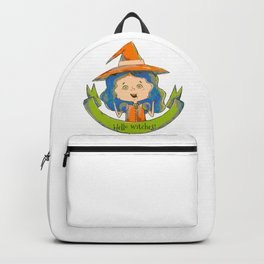 Hello Witches! Backpack