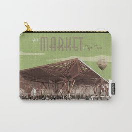TypeTopia Market 1 Carry-All Pouch