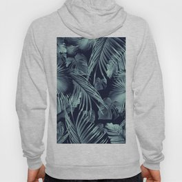 Tropical Jungle Leaves Dream #9 #tropical #decor #art #society6 Hoody