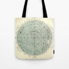 Experiment 02: Star Map Tote Bag