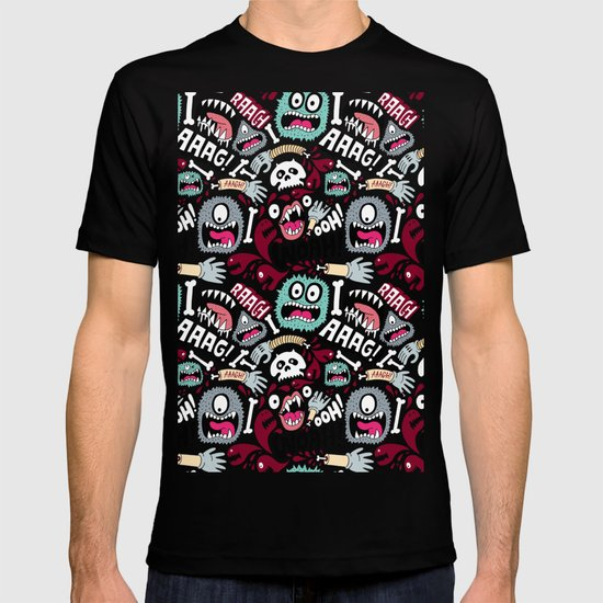 AAAGHHH! PATTERN! T-shirt