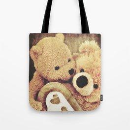 Sweet love ... Tote Bag
