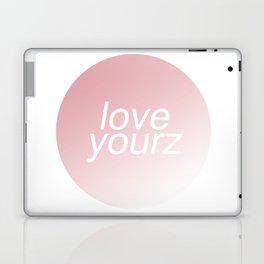 Jcole Love Yourz Laptop & iPad Skin