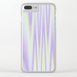 i Come in Wavelengths Clear iPhone Case