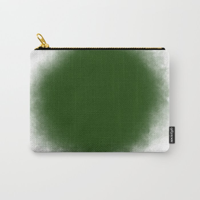Troll green Carry-All Pouch