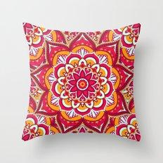 Mandala 25 Throw Pillow