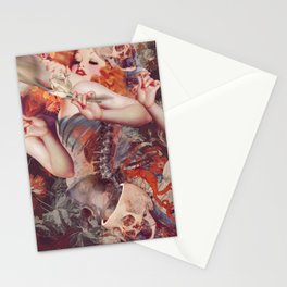 Persephone *collage Stationery Cards