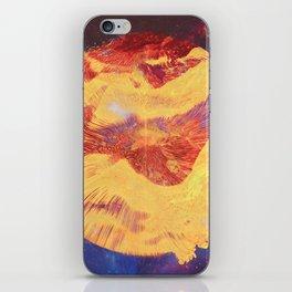 Metaphysics no3 iPhone Skin