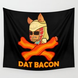 Dat Bacon Wall Tapestry
