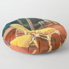 Golden Girls Lannai Floor Pillow