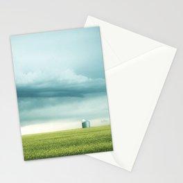 Alberta Prairies Stationery Cards