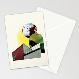 Parallel Doorway Stationery Cards