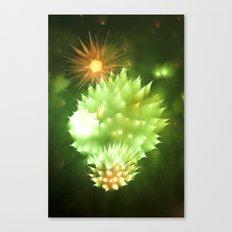 Efflorescence 32 Canvas Print