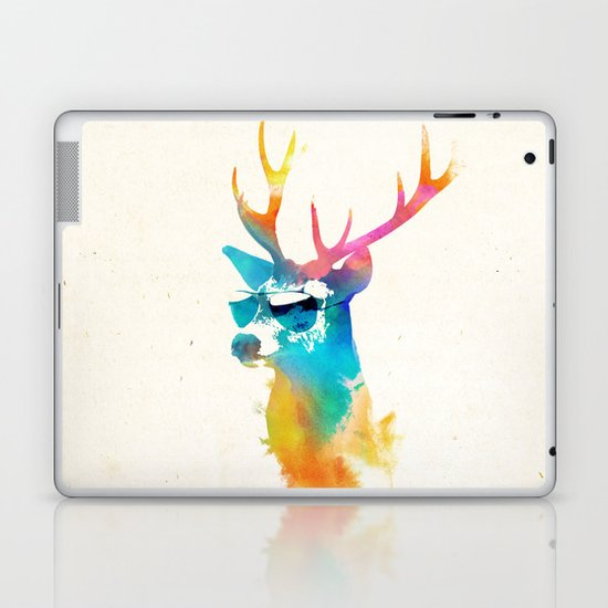 Sunny Stag Laptop & iPad Skin