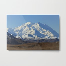 ALASKA: Denali Metal Print