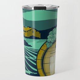Napa Valley California Wine Country Travel Mug