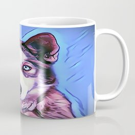 The Siberian Malamute Coffee Mug