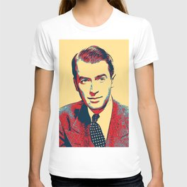 James Stewart Poster Art T-shirt