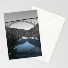 New River Teal? Stationery Cards