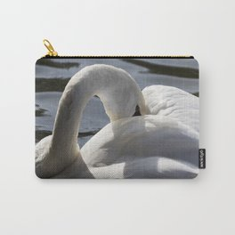 Swan Peace Carry-All Pouch