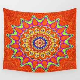 Symmetric composition 51 Wall Tapestry