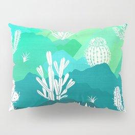 Mountain Cactus Pillow Sham