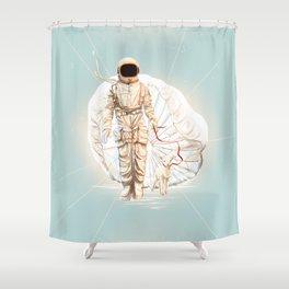 ATONEMENT Shower Curtain