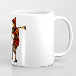 Dueling Pipers Coffee Mug