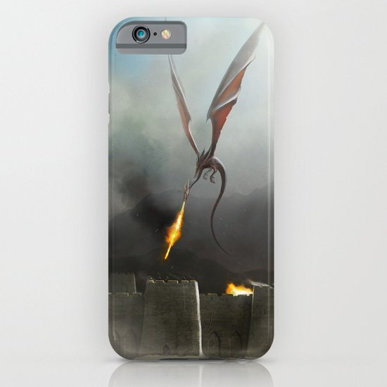 Desert Dragon iPhone & iPod Case