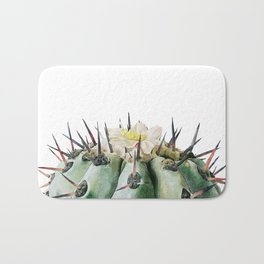 copiapoa cinerea Bath Mat